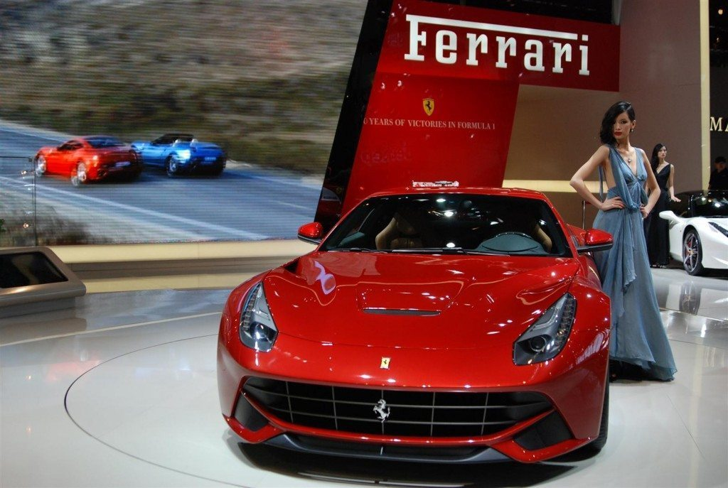 Ferrari voted most powerful brand