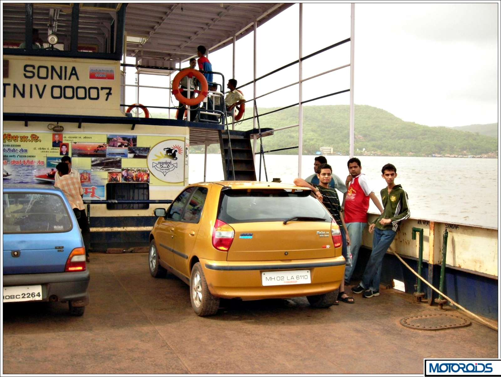 Fiat Palio 1.6 Review (1)