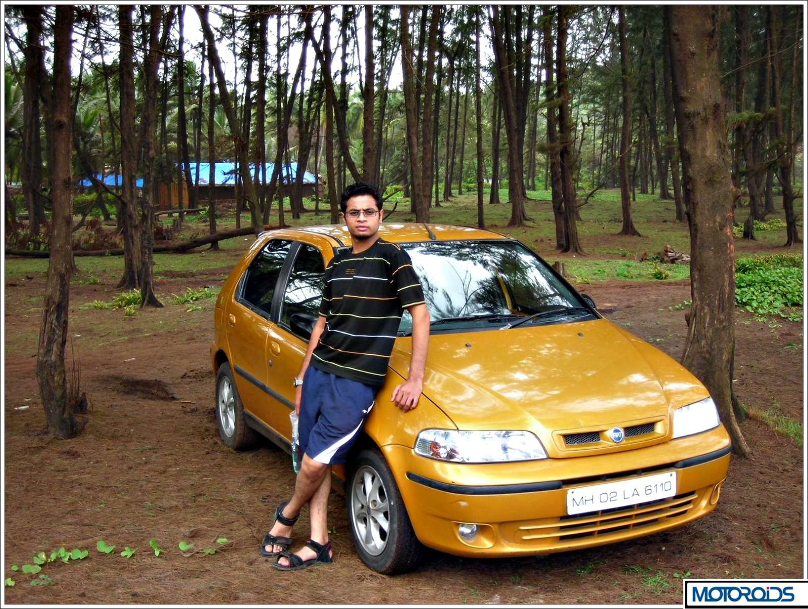 Fiat Palio 1.6 Review (2)
