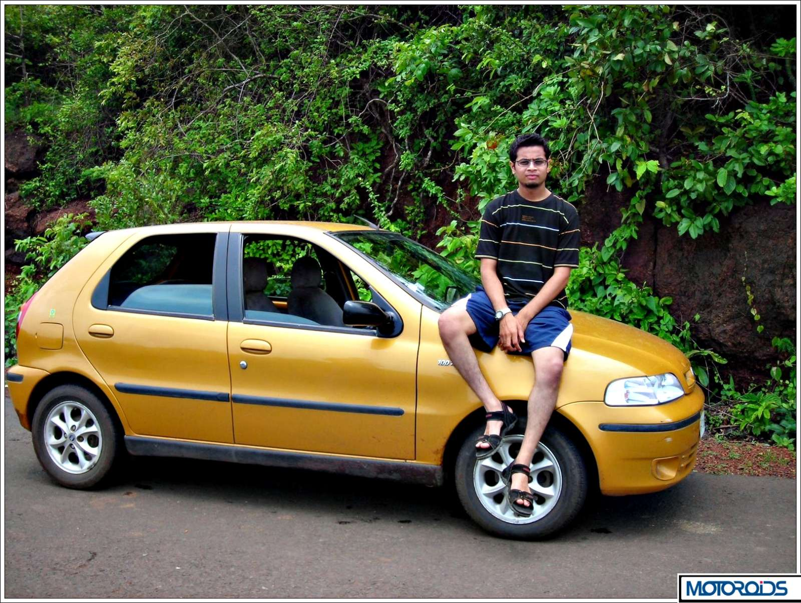 Fiat Palio 1.6 Review (3)