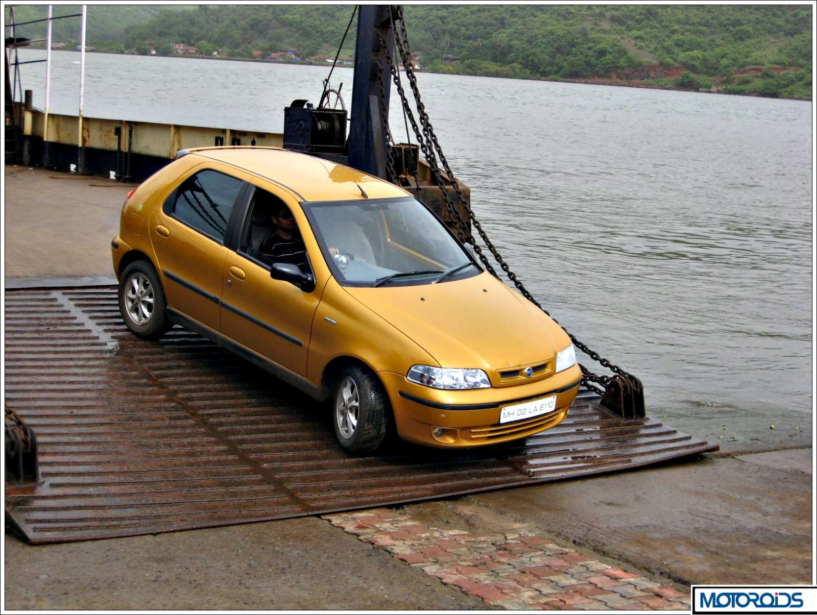 Fiat Palio 1.6 Review (4)
