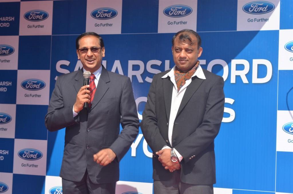 Ford India Brand@Retail dealership Gangtok
