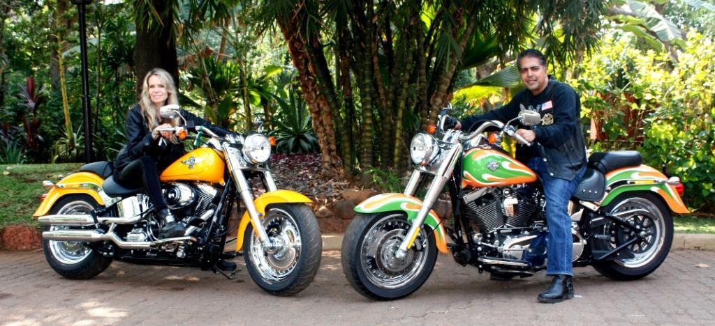 Harley Davidson India 110 Anniversary