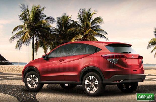 Honda's-Urban-SUV-1