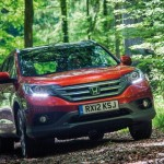 Honda CR-V tops Which? Car Survey as 'most reliable SUV' 2014