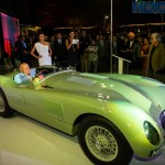 Jaguar C-Type Presented in India for the first time