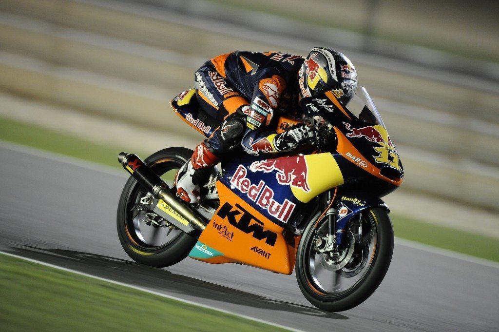 KTM Moto 3 Racer (RC8 Inspired)