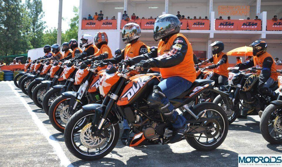 KTM Orange Day