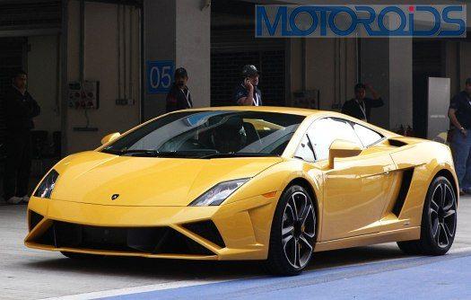 Lamborghini Track Day 1