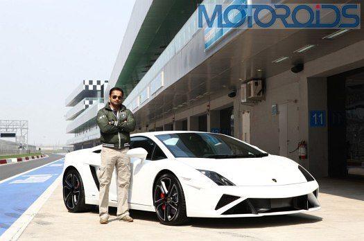 Lamborghini Track Day 3