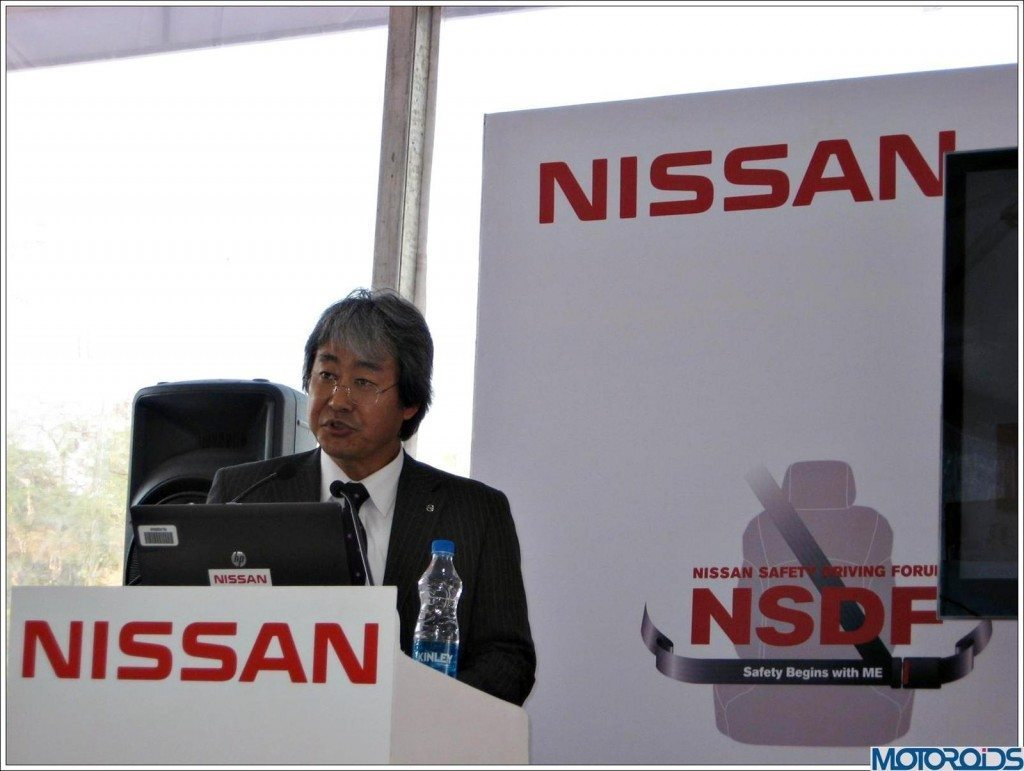 Nissan Safety Driving Forum (55)