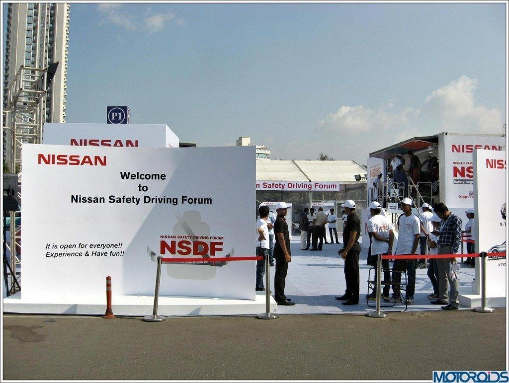 Nissan Safety Driving Forum (6)