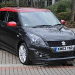 Suzuki Swift Sport SZ-R limited edition launched in UK car market