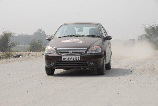 Tata Indigo eCS Endurance Run 2