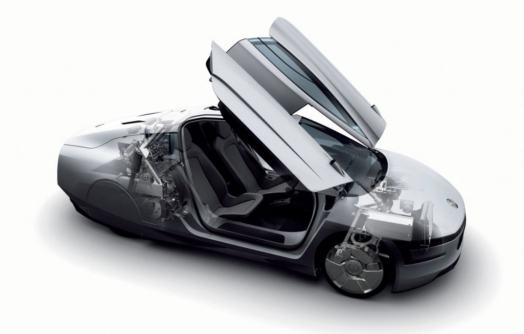 Volkswagen XL1 heads for production