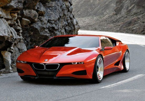 bmw m8 production