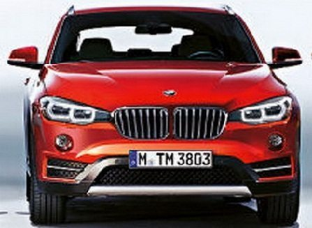 bmw x2 release date 1