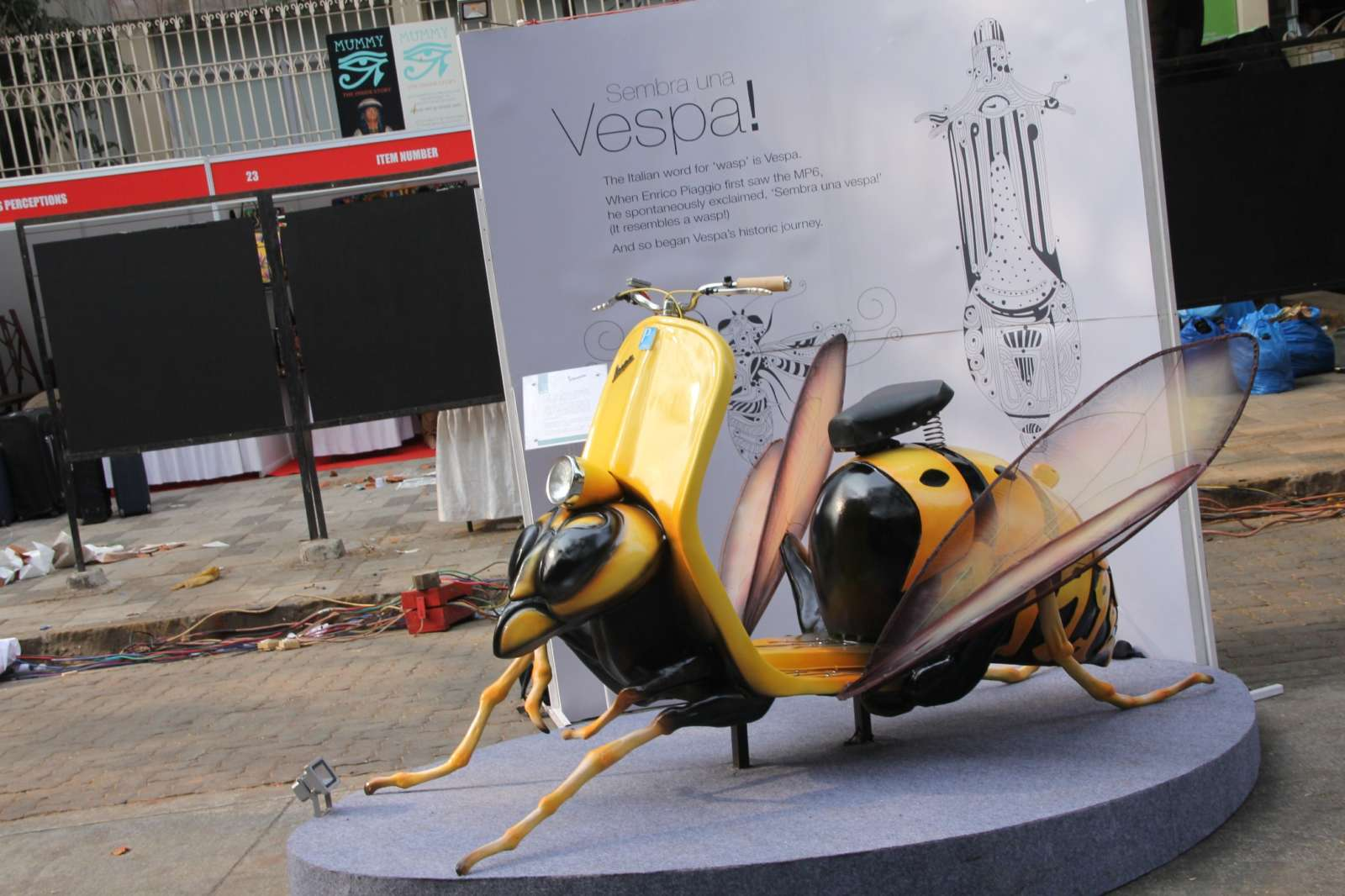 vespa wasp