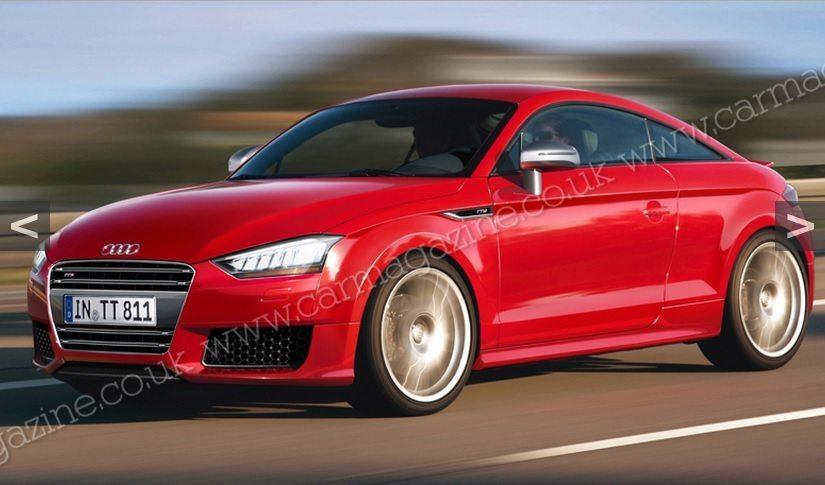 2013 Audi TT MKIII