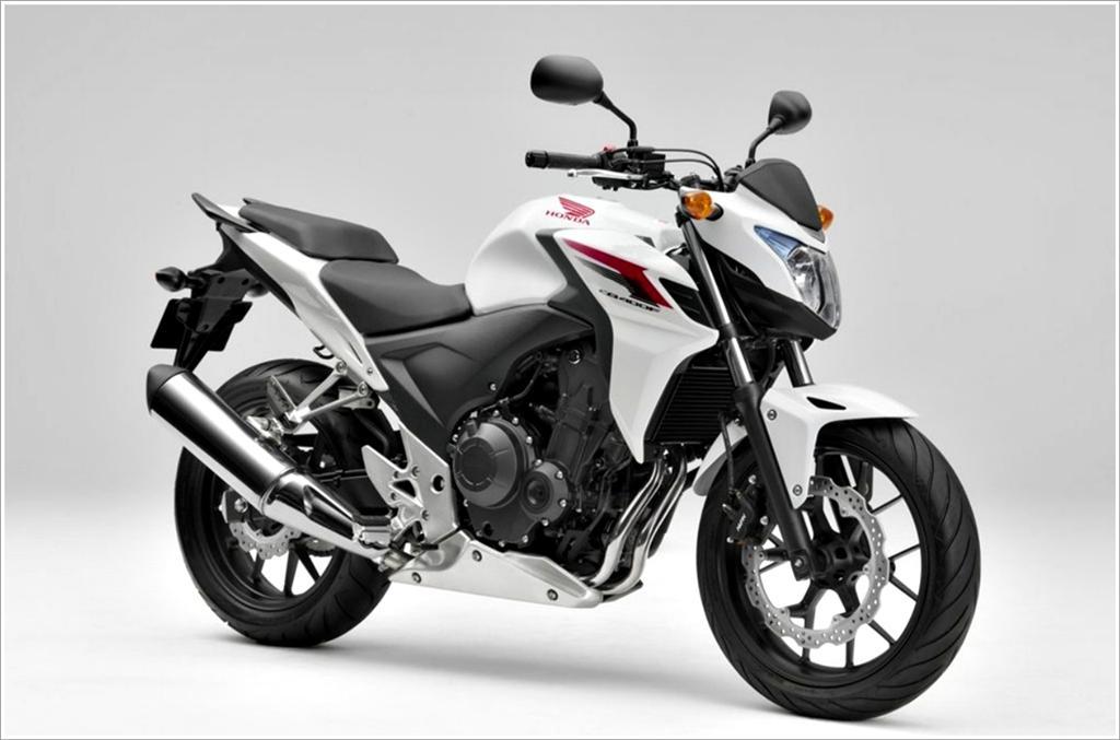 2013 Honda CB400F