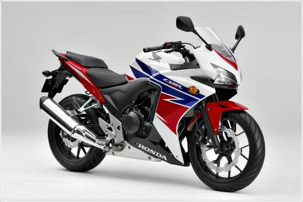 2013 Honda CBR400R