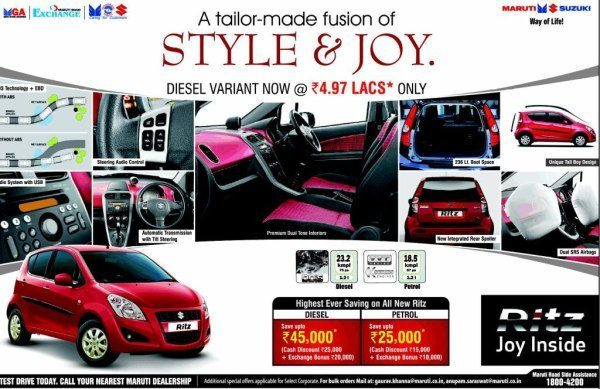 2013-Maruti-Suzuki-Ritz-Diesel-Discount