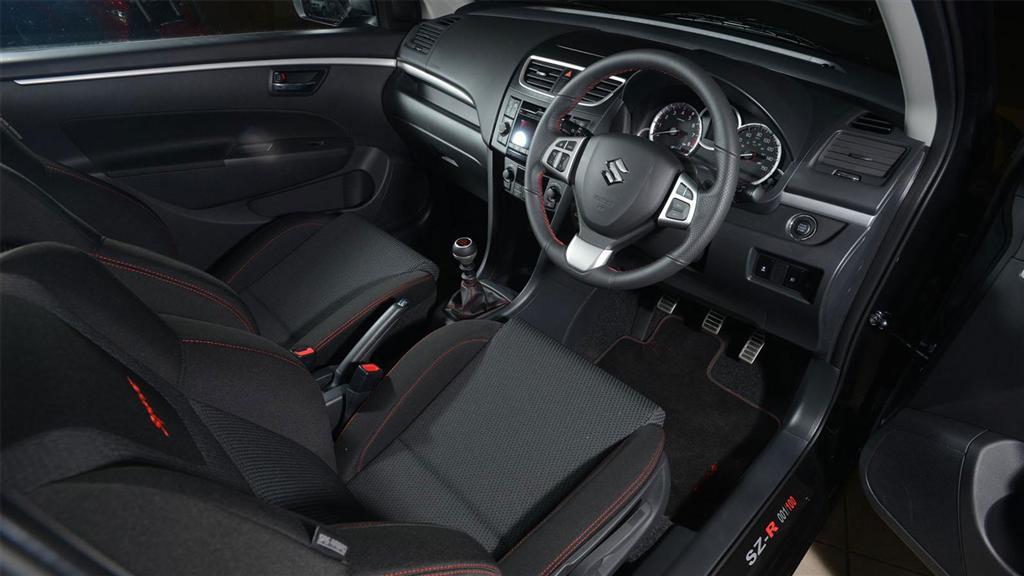 2013 Suzuki Swift Sport SZR-3