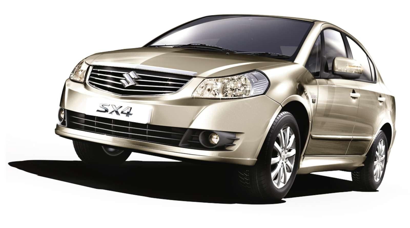 2013 maruti suzuki sx4 facelift 1