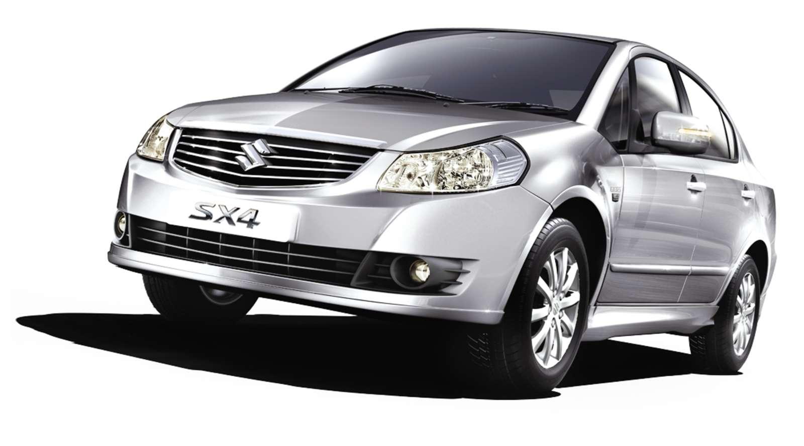 2013 maruti suzuki sx4 facelift 2