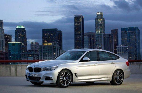 2014 BMW 3 Series Gran Turismo 1