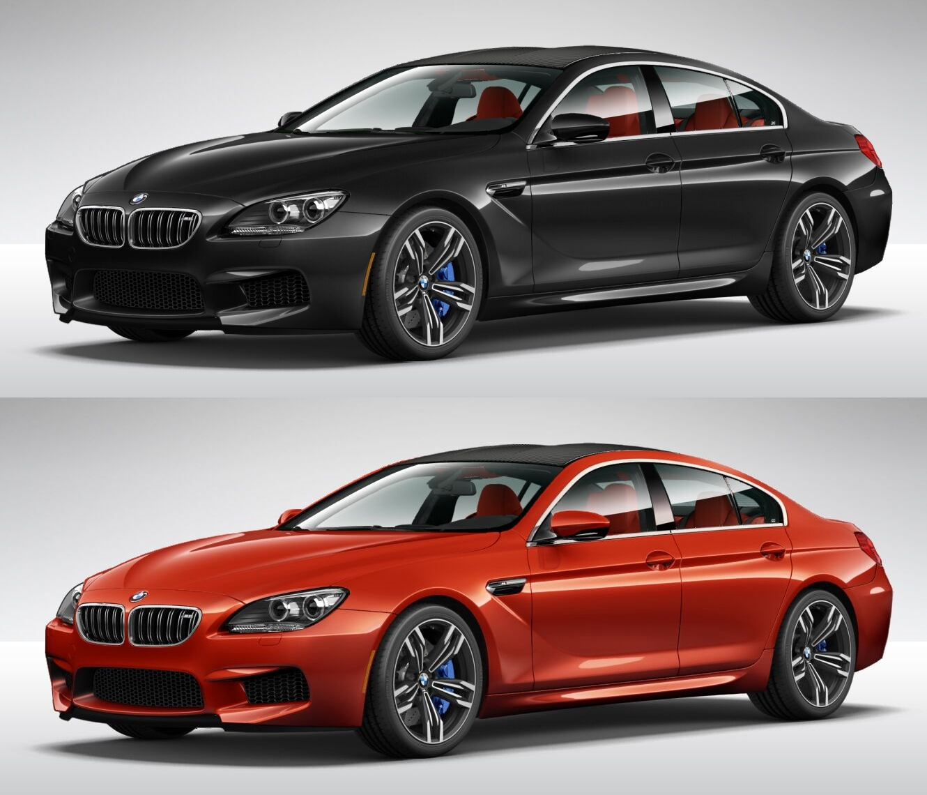 Bmw M6: 2014 BMW M6 Gran Coupe