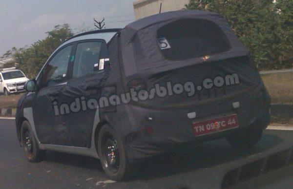 2014 Hyundai i10 India