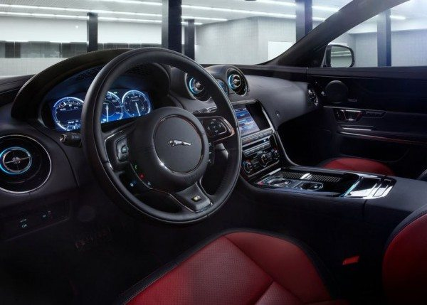 2014 Jaguar XJR 3