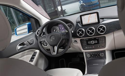 2014 Mercedes B Class electic drive 2