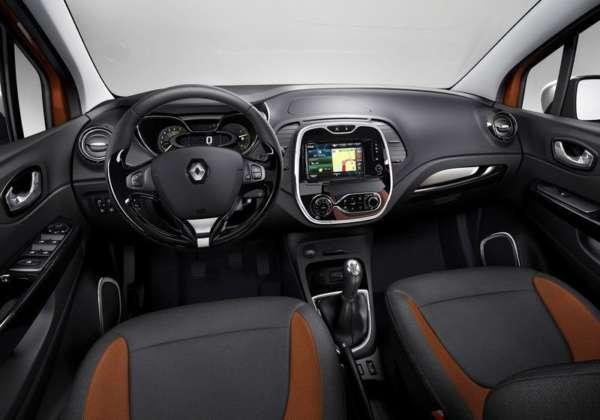 2014 Renault Captur 2