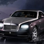 2014 Rolls Royce Wraith Unveiled at Geneva Motor Show