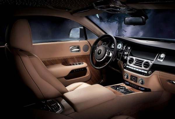 2014 Rolls Royce Wraith 3