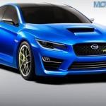 2014 Subaru WRX Concept : This is IT