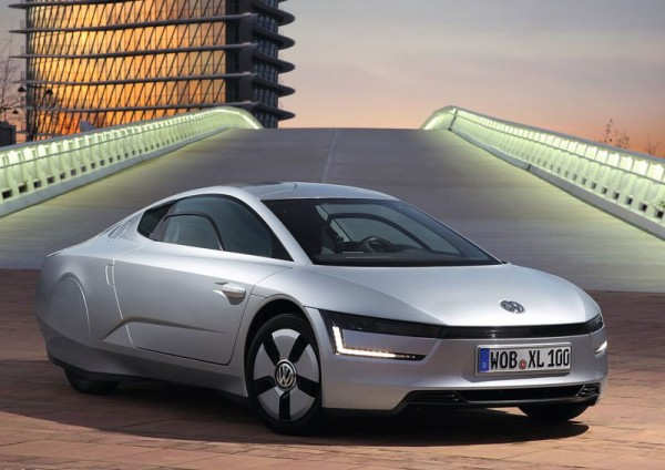 2014 Volkswagen XL1 Super Efficient Vehicle 1
