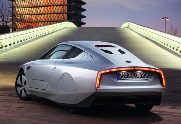 2014 Volkswagen XL1 Super Efficient Vehicle 2