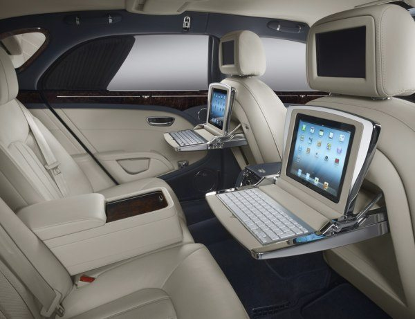 2014 bentley mulsanne interiors