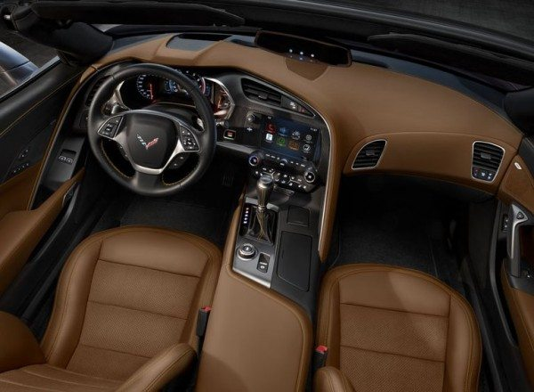 2014 chevrolet corvette stingray convertible 2
