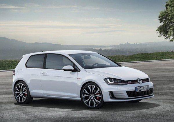 2015 Volkswagen Golf GTI PIcs 1