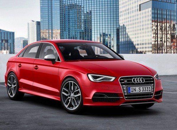 The 2014 Audi S3