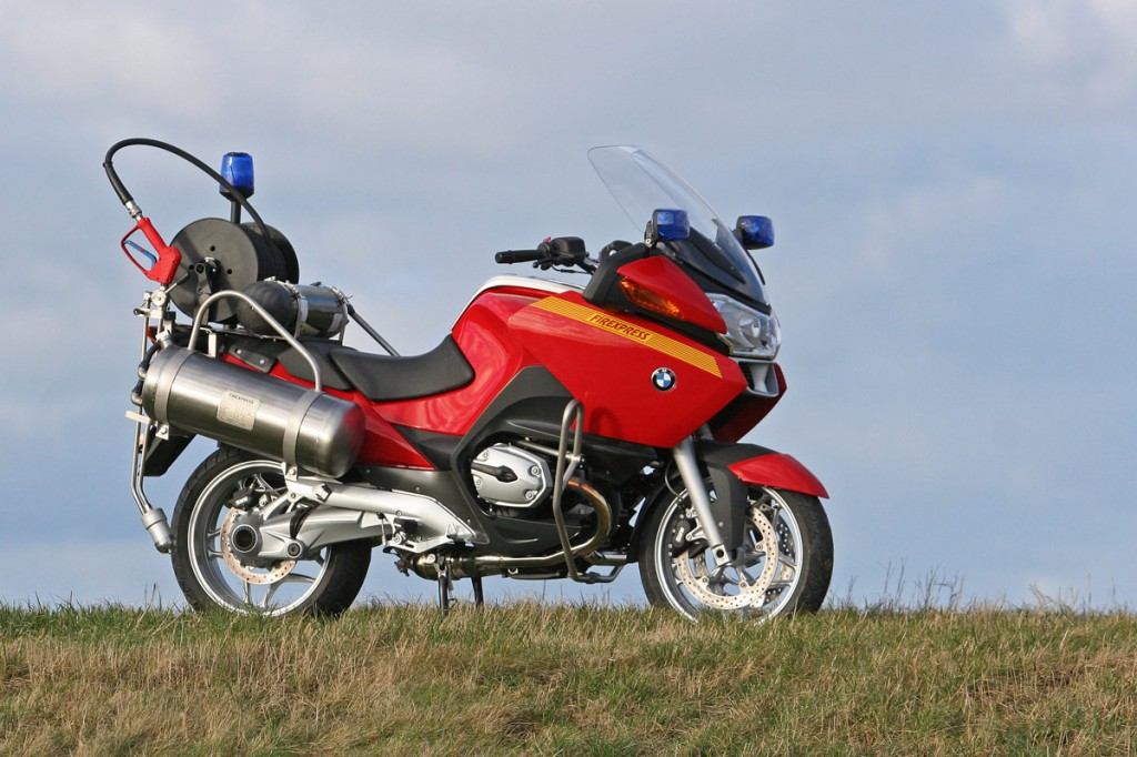 BMW R1200 RT Firebike