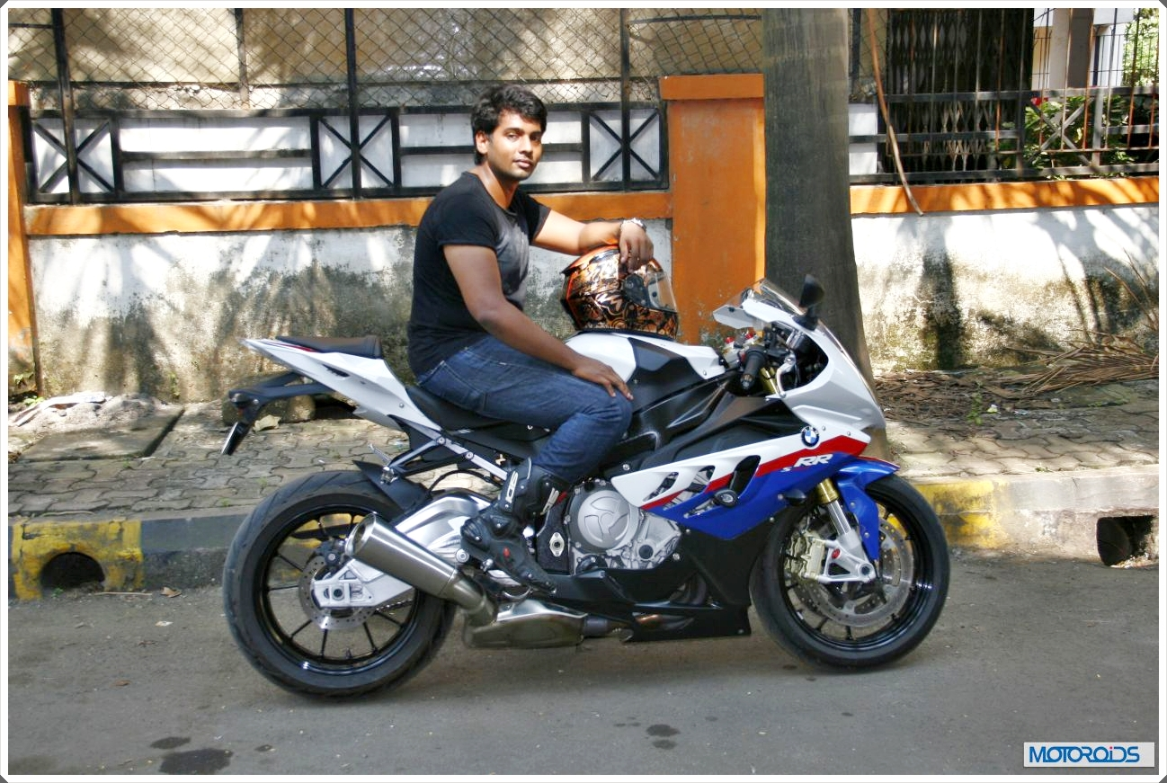Superbike Ownership Experiences In India Sudhir Ingle Talks About His Bmw S1000rr Motoroids