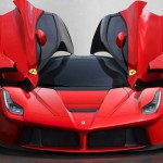 LaFerrari makes way to India for a special appearance at 2015 Parx Super Car Show