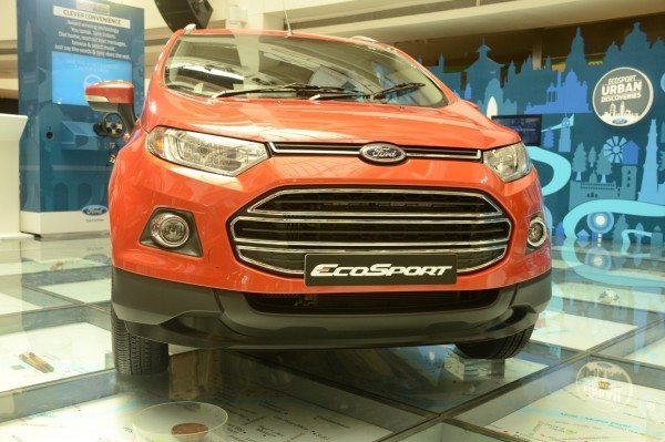 Ford EcoSport India Launch 2
