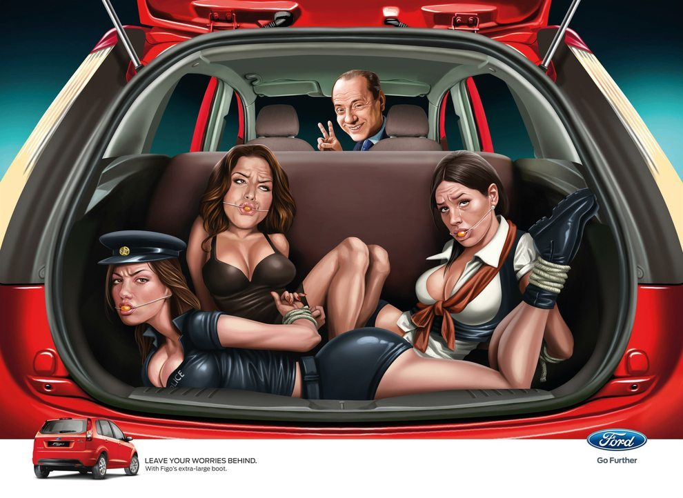 Ford India's sexist advertisement