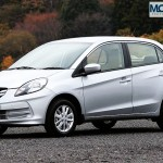 Honda Brio Amaze Inches Closer to Launch. More Details Emerge